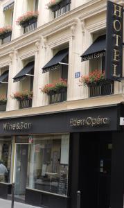 Hôtel Eden Opéra, Hotely  Paříž - big - 43