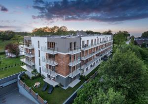 Apartamenty Rozewie, Apartments  Jastrzębia Góra - big - 1
