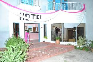 Hotel Balcones del Valle, Hotel  Santa María - big - 22