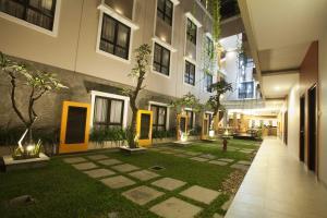 Jentra Dagen Hotel Malioboro, Hotel  Yogyakarta - big - 13
