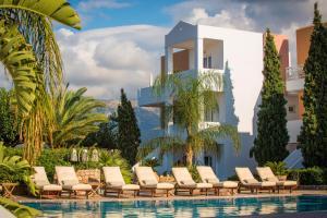 Sunvillage Malia Boutique Hotel and Suites, Отели  Малиа - big - 57