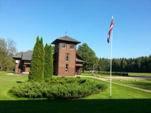 Recreation Center Brūveri, Holiday parks  Sigulda - big - 71