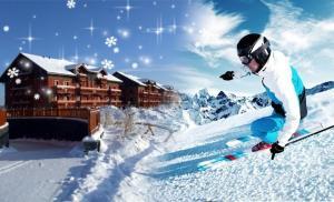 Tatra Resort Apartments, Ferienwohnungen  Veľká Lomnica - big - 7