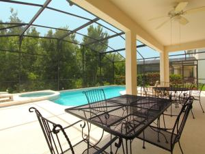 Jasmine Home by Florida Dream Homes, Dovolenkové domy  Kissimmee - big - 7