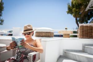 Ippokampos Beachfront, Ferienwohnungen  Naxos Chora - big - 23