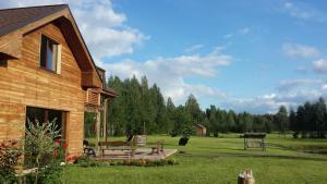 Kārumnieki, Guest houses  Sigulda - big - 28