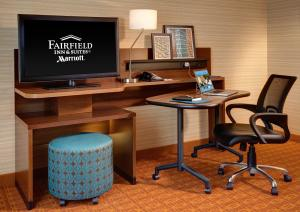 Fairfield Inn & Suites by Marriott Canton South, Hotels  Canton - big - 4
