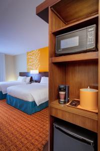 Fairfield Inn & Suites by Marriott Canton South, Hotels  Canton - big - 10