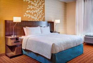 Fairfield Inn & Suites by Marriott Canton South, Hotels  Canton - big - 11