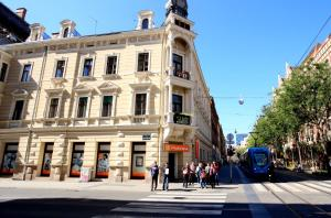 Apartment Porta Aperta, Appartamenti  Zagabria - big - 64
