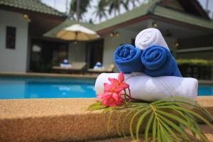 Idyllic Samui Resort, Rezorty  Choeng Mon Beach - big - 63