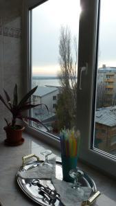 4 ApartsHotel Galati Faleza, Ferienwohnungen  Galaţi - big - 16