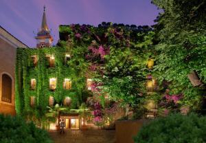 Hotel Raphael – Relais & Châteaux, Hotely  Rím - big - 13