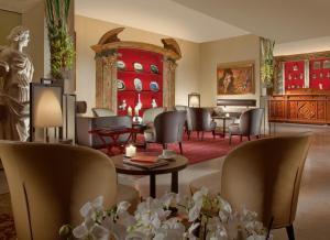 Hotel Raphael – Relais & Châteaux, Hotely  Rím - big - 24