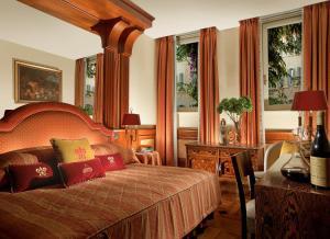 Hotel Raphael – Relais & Châteaux, Hotely  Rím - big - 4