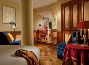 Hotel Raphael – Relais & Châteaux, Hotely  Rím - big - 22
