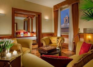 Hotel Raphael – Relais & Châteaux, Hotely  Rím - big - 21