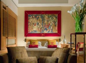Hotel Raphael – Relais & Châteaux, Hotely  Rím - big - 19