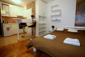Apartment Porta Aperta, Appartamenti  Zagabria - big - 51