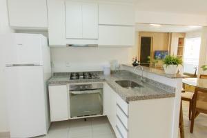 VIP Beira Mar Residence, Aparthotely  Fortaleza - big - 26