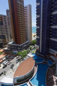 VIP Beira Mar Residence, Aparthotely  Fortaleza - big - 27