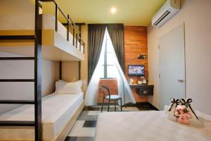 the youniQ Hotel, Kuala Lumpur International Airport, Hotely  Sepang - big - 3