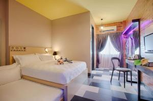 the youniQ Hotel, Kuala Lumpur International Airport, Hotely  Sepang - big - 4