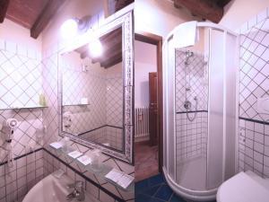 Casa Di Campagna In Toscana, Vidiecke domy  Sovicille - big - 37
