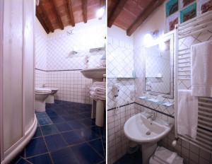 Casa Di Campagna In Toscana, Vidiecke domy  Sovicille - big - 36