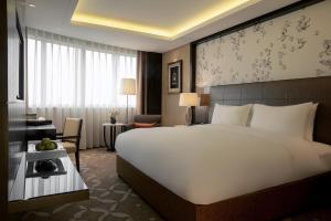Executive-værelse med kingsize-seng
