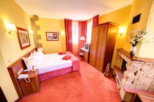 House of Dracula Hotel, Hotely  Poiana Brasov - big - 19