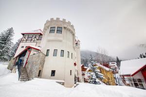 House of Dracula Hotel, Hotely  Poiana Brasov - big - 65