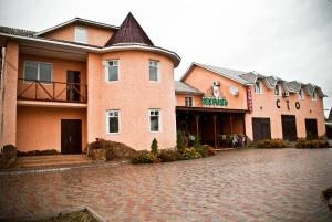 Отель Тироль, Гайсин