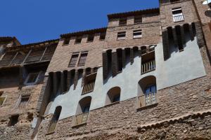 Hotel Condes de Visconti, Hotel  Tarazona de Aragón - big - 39