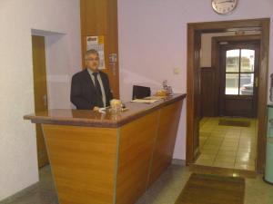 Hotel Zentrum, Отели  Ганновер - big - 3