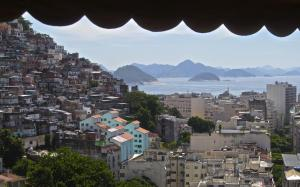 Pousada Favela Cantagalo, Penzióny  Rio de Janeiro - big - 1
