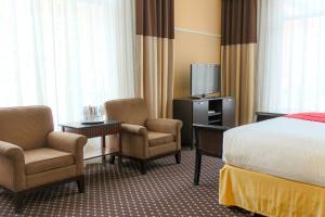 Pokoj typu Premium s manželskou postelí velikosti King - Nekuřácký