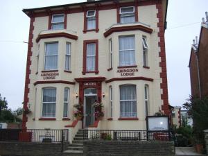 Abingdon Guest Lodge, Economy-Hotels  Ryde - big - 20
