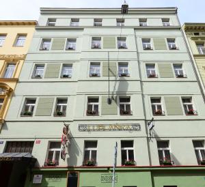 Aparthotel Lublanka, Отели  Прага - big - 74