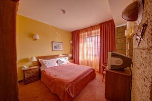 House of Dracula Hotel, Hotely  Poiana Brasov - big - 7
