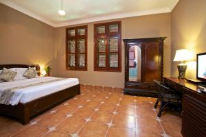 HanumanAlaya Colonial House, Hotel  Siem Reap - big - 3