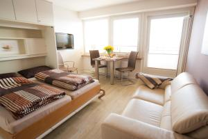 Premium Appartement Rosenmöwe Sylt, Apartmanok  Wenningstedt - big - 17