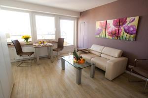 Premium Appartement Rosenmöwe Sylt, Apartmanok  Wenningstedt - big - 18