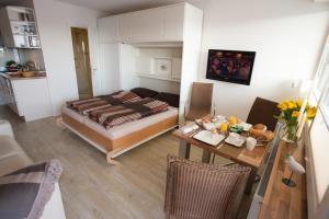 Premium Appartement Rosenmöwe Sylt, Apartmanok  Wenningstedt - big - 23