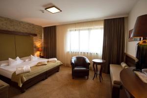 Crocus Gere Bor Hotel Resort & Wine Spa, Szállodák  Villány - big - 19