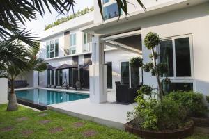 Villas In Pattaya, Vily  Jomtien - big - 106