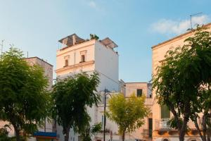Apartment Attico panoramico di Martina Franca, Guest houses  Martina Franca - big - 9