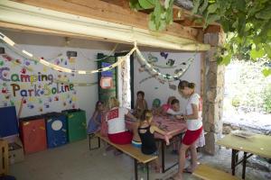 Camping Park Soline, Prázdninové areály  Biograd na Moru - big - 44