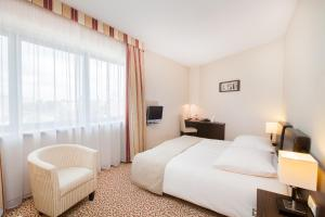 Qubus Hotel Łódź, Hotels  Łódź - big - 11