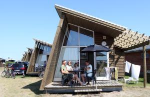 Nordsø Camping & Water Park, Campeggi  Hvide Sande - big - 36